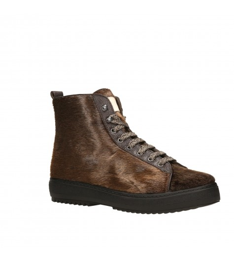 ANKLE BOOT ART.1660 GOLD BROWN