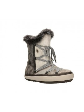 SHORT SNOW BOOT NATURAL