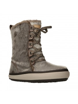 LACE UP BOOT NATURAL