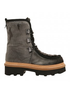 ANKLE BOOT 1196LAP GRAPHITE