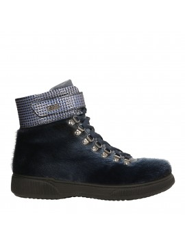 ANKEL BOOT 1700 BLUEBERRY