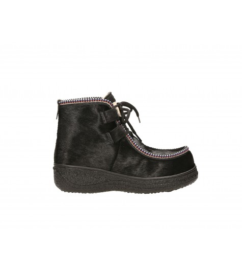 INUIT ANKLE BOOT black