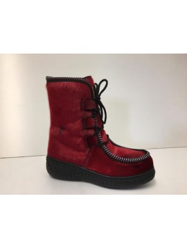 INUIT BOOT RED