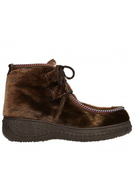 INUIT ANKLE BOOT GOLDENBROWN