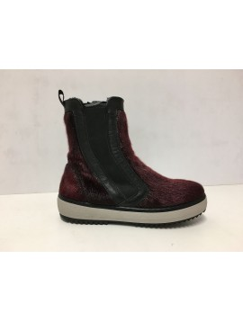 CHELSEA BOOT WINRED