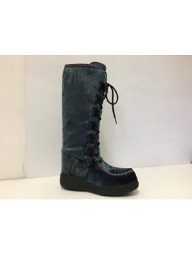 HIGH INUIT BOOT BLUE