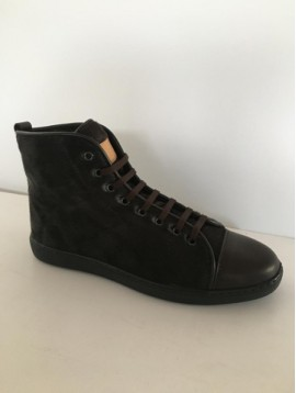 ANKLE BOOT BROWN  NO SPIKES