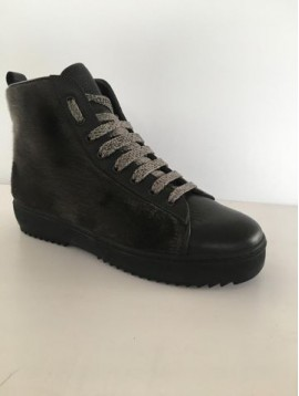 ANKLE BOOT ANTHRACITE 1067