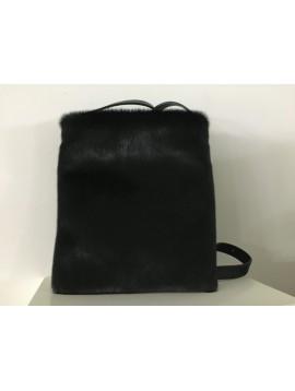SHOULDER BAG ART. A100  BLACK