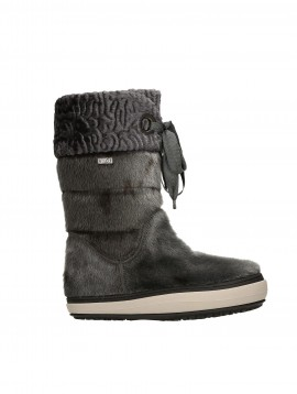 LUXURY SNOW BOOT GRAPHITE