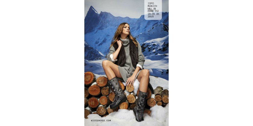 Hice Shoes at ISPO MUNICH | 28-31 January 2018