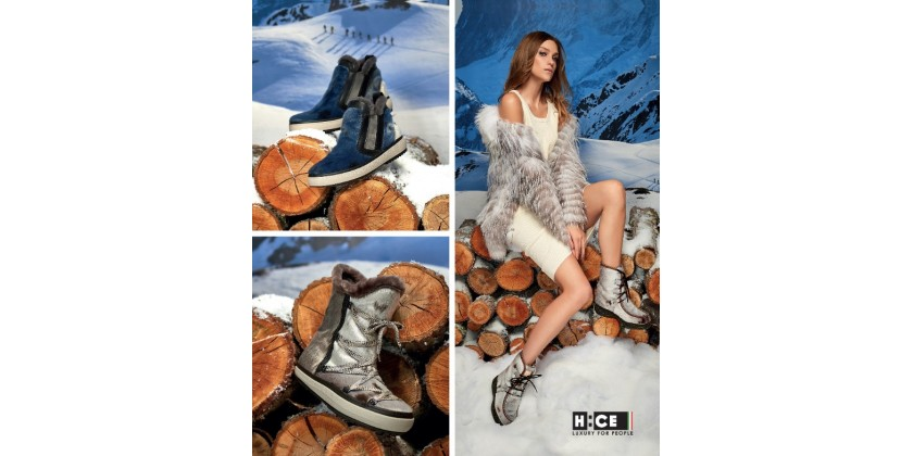H:CE SHOES at MICAM in Milan: 10-13 February