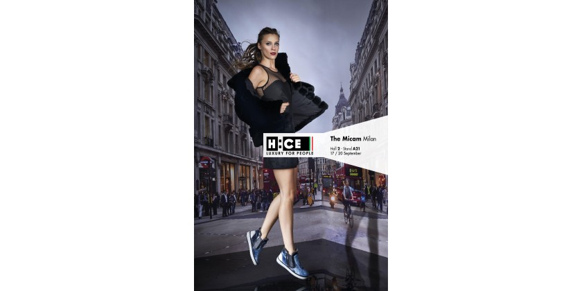 H:ce Shoes at The Micam, Milan 17 - 20 September